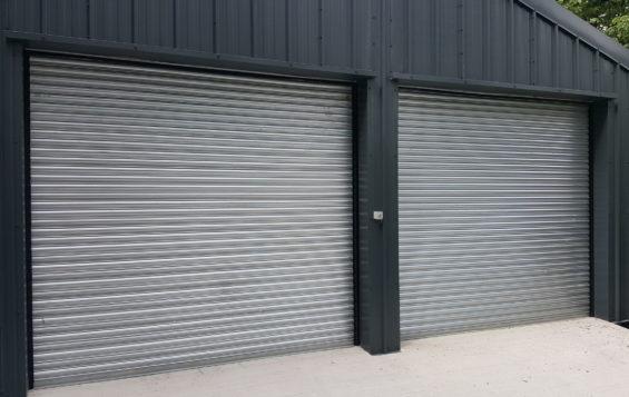 Roller shutter garage door Manchester
