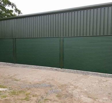 roller shutter garage door Ellesmere