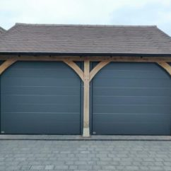 sectional garage doors Market Drayton