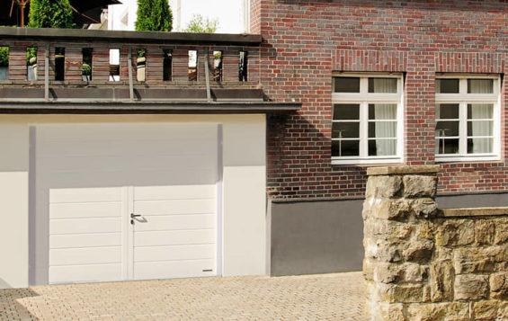 side hanging garage door Ellesmere
