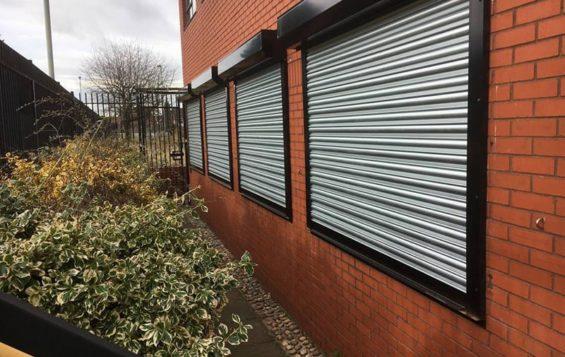 Window roller shutter Shrewsbury